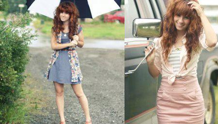 Fashion and style blogger Elizabeth of Delightfully Tacky