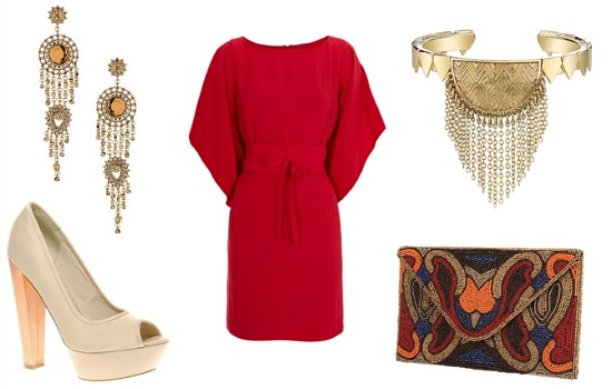 Elizabeth Taylor Inspired Outfit 2