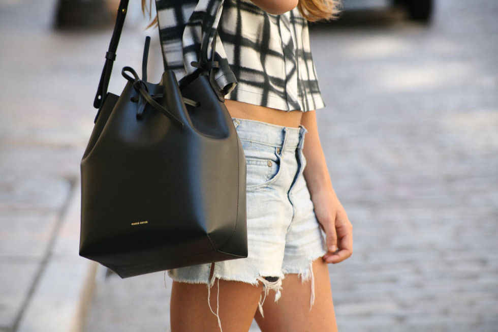 ELLE bucket bag