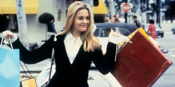 Elle's photo Cher Horowitz Shopping