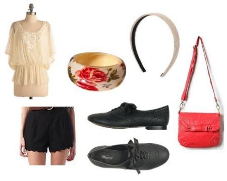 Elle Fanning Feminine Inspired Outfit
