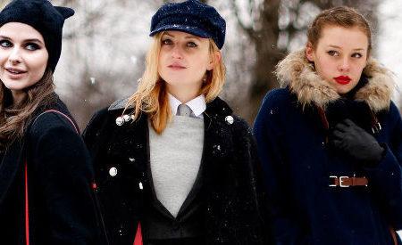 Elle snow three women