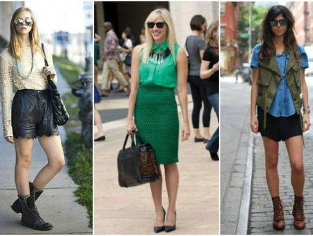 Elle street style pics