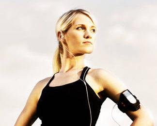 Elle Fitness Woman