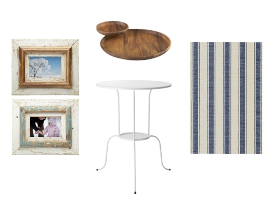 home decor inspired by Ellen DeGeneres and Portia Del Rossi's SoCal Ranch