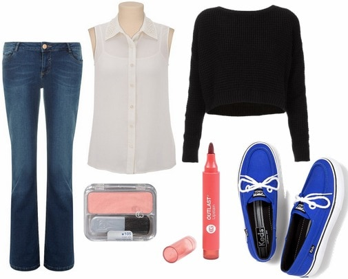 Ellen degeneres inspired outfit 1