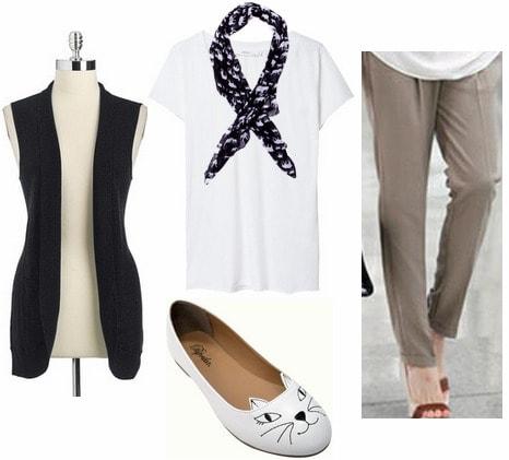 Ellen degeneres inspired outfit 3