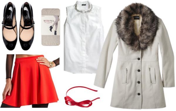 Eloise At Christmastime.Fashion Inspiration Eloise At Christmastime College Fashion