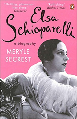 Photo of Elsa Schiaparelli novel written by Meryle Secrest