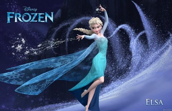 Elsa Disney's Frozen