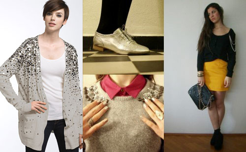 Fashion trend: Embellished sweaters