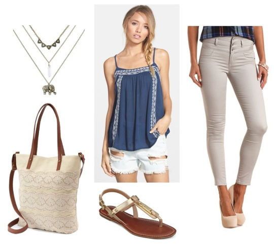 Anthro look for less