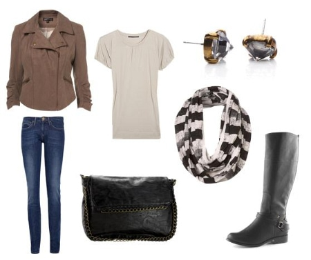 Emma Stone Inspired Casual Outfit