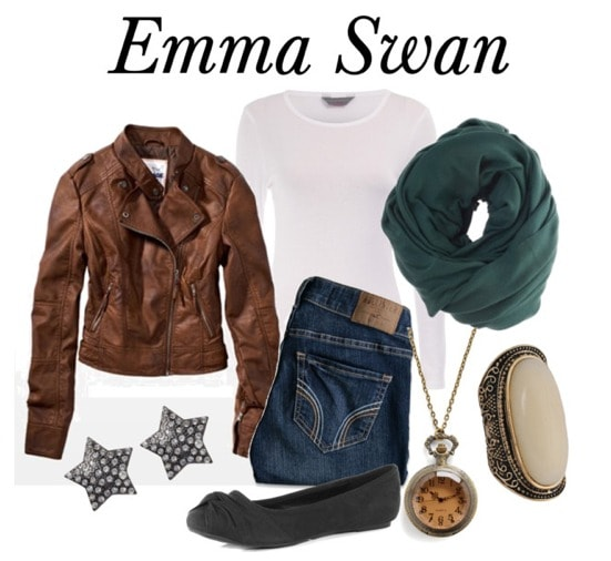 Emma Swan Outfit
