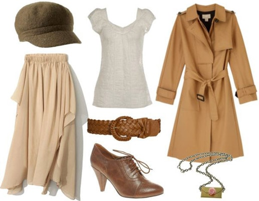 Outfit inspired by Eponine from Les Miserables
