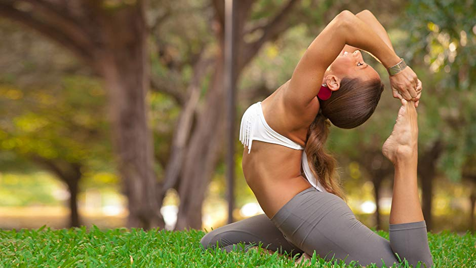 Erika Vetra weight loss yoga