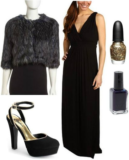 Erin fetherston fall 2012 inspired outfit 1