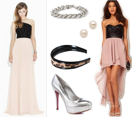 Erin Fetherston inspired outfit 1: Maxi dress