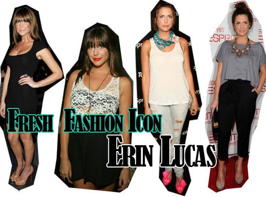 Erin Lucas fashion