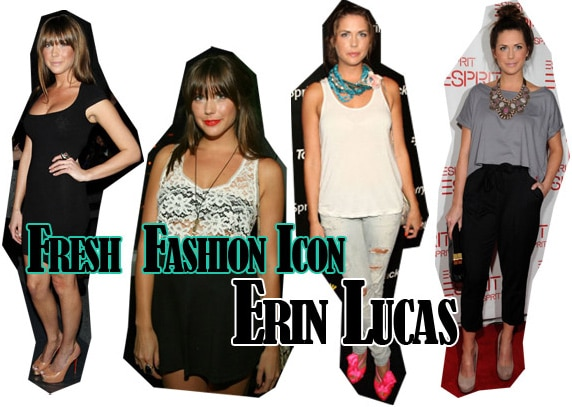 Erin Lucas fashion
