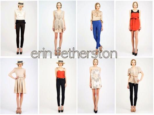 Erin Fetherston Resort 2010
