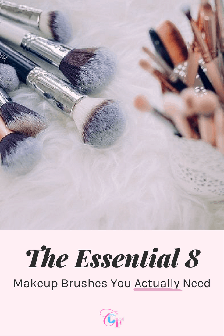 Essential makeup brushes: The 8 brushes you need in your collection