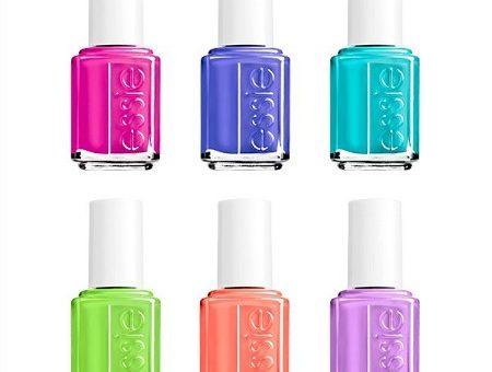Essie 2014 neon collection