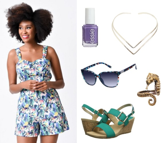 Essie Shades On Outfit
