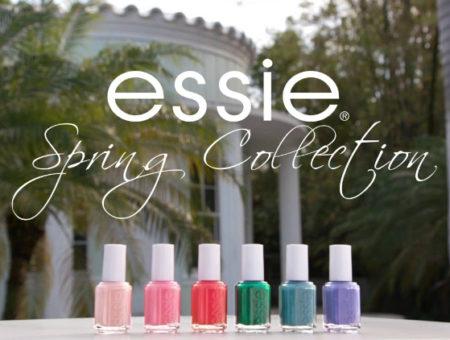 Essie Spring 2016 Collection