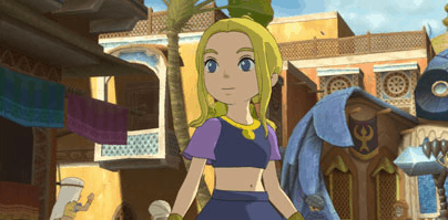 Esther from Ni No Kuni: Wrath of the White Witch