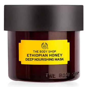 Photo of the Body Shop's Ethiopian Honey Deep Nourishing Mask