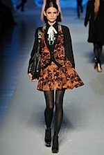Etro dress - fall 2008 ready to wear
