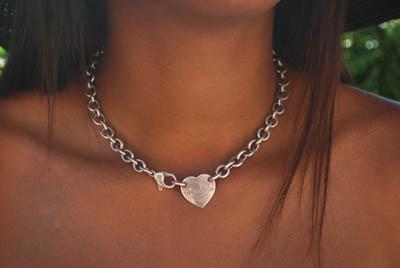 Evan - Tiffany's Necklace