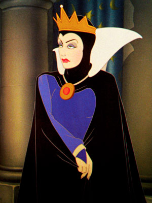 Evil Queen from Snow White