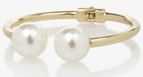 Express pearl cuff