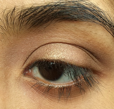 beauty howto basic eye makeup look for beginners