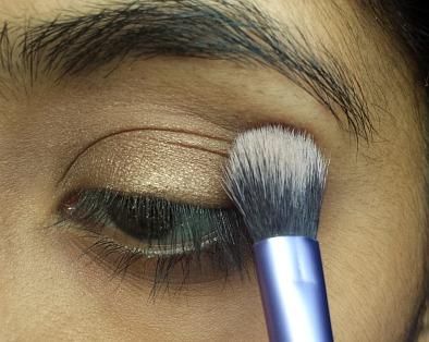Basic Eye Makeup Tutorial Step 4