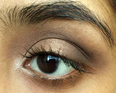 Basic Eye Makeup Tutorial Finished Look