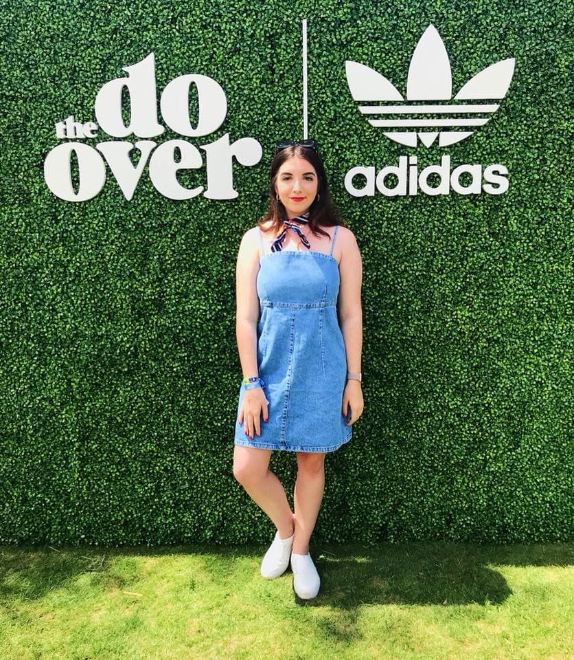 Adidas party