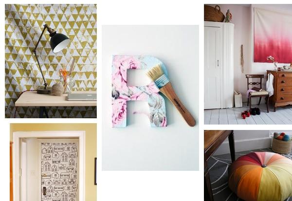 Fabric diy project ideas
