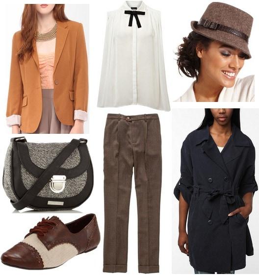 Fall 2012 Fashion Trend Classic Menswear