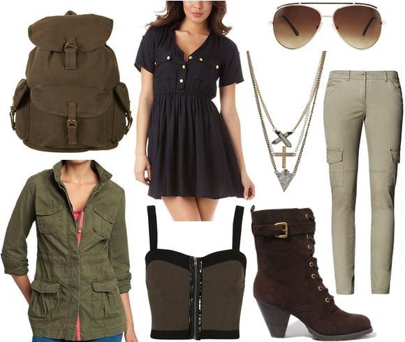 Fall 2012 Fashion Trend Military