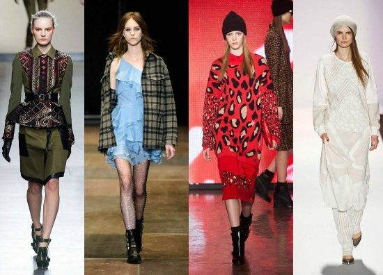 Fall 2013 print and color trends