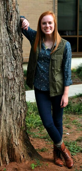 Fall fashion trends at the University of Georgia