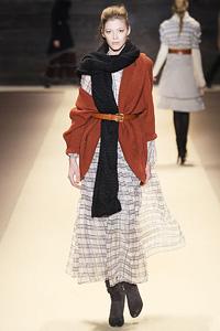Fall Maxi Skirt look 3