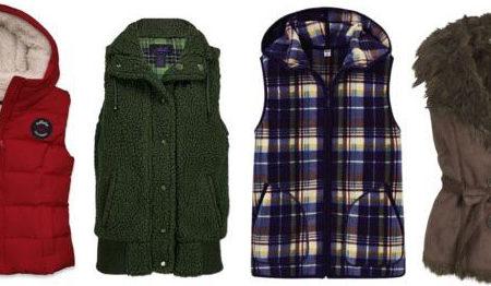 Cute fall & winter vests
