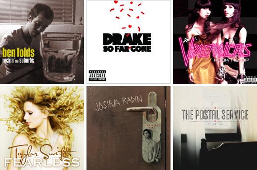 Falling in love playlist