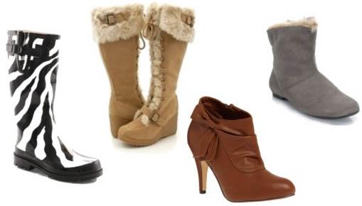 Eco-friendly fall shoes