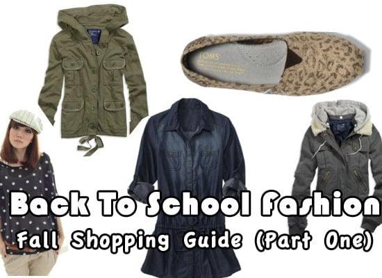 fall 2010 shopping guide