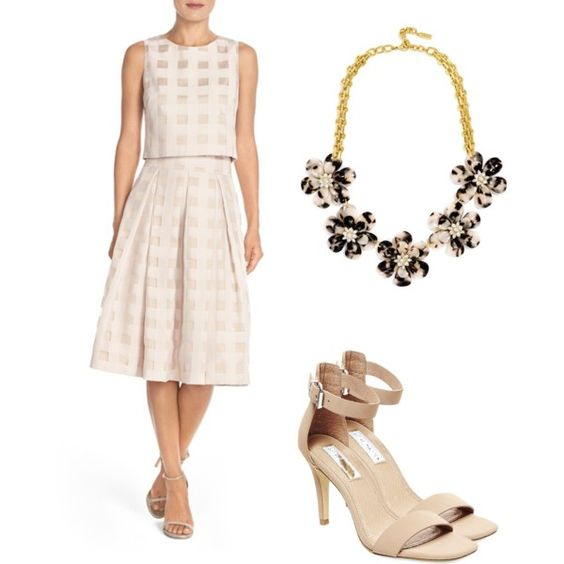 Dressed Up Two-Piece Set